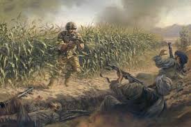 Armchair General Forums Imagery Artwork Of Victoria Cross Actions Armchair General And