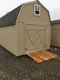 How To Build A Storage Shed Ramp by Shed Ramps U2014 The Barnyard Llc The Barnyard