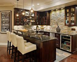 Home Bar Cabinet Designs Custom Home Bars Designs This Cherry L Shaped Home Bar Is Fairly