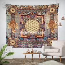 Wall Tapestry Hippie Bedroom Boho Spirit Tagged