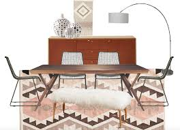 mid century brooklyn dining room design plan u2022 thestylesafari