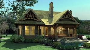 House Plan 65870 Bungalow Cottage Craftsman Plan With 1421 Sq House Plans With Lanai