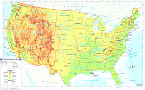 colorado physical map gms 6th grade social studies us physical map maps map of usa map