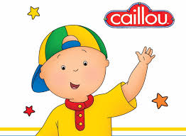 child star caillou arrested