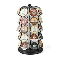 amazon coffee maker black friday amazon com k cup carousel holds 35 k cups in black keurig