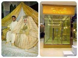 Wedding Gift Gold Saudi Billionaire King Gives Daughter Pure Gold Toilet As Wedding