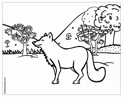 coloring pages amazing forest coloring pages forest