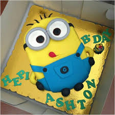 minion birthday cake ideas images of despicable me cakes fresh pictures actually its for me i