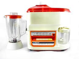 retro 1970 s sanyo auto juicer model sj 6400 retro kitchen zoom
