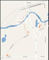 Holland Michigan Map by Map And Directions The Pull