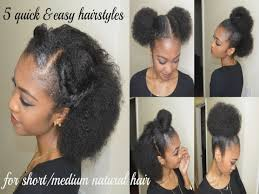 a quick and easy hairstyle i can fo myself black little girl hairstyles short hair hairstyle foк women