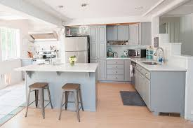 how to paint your kitchen cabinets the easy way home improvement