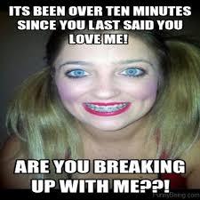 You Love Me Meme - 95 incredible girlfriend memes