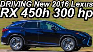 lexus rx hybrid suv em movimento novo lexus rx 450h 2016 3 5 hybrid v6 300 cv youtube
