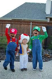 Mario Luigi Halloween Costume Halloween Costumes 2014 Mario Princess Peach Luigi Toad