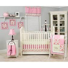 Nursery In A Bag Crib Bedding Set Pam Grace Creations Pam S Paisley 10pc Nursery In A Bag Crib