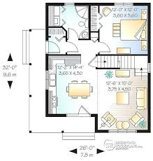 mezzanine floor plan house 1st level affordable transitionnal cottage house plan 2 to 3