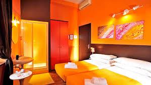 chambre color hôtel colors rome galerie photo