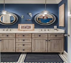 Beachy Bathroom Mirrors by Bathroom Bathroom Ideas Rustic Beach Themed Bathroom With