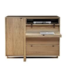 Dresser With Pull Out Desk West Bros Fulton Bedroom Media Chest With Pull Out Work Surface