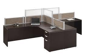Borders Plus Dual Workstation Package Source Office Furniture - Office source furniture