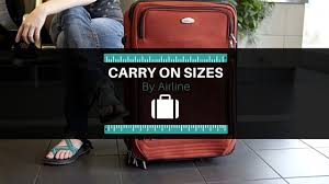 United Airlines How Many Bags by Carry On Bag Size Restrictions By Airline Tripcase
