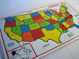 us map puzzle wood playskool us map puzzle usa map wood puzzle with state capitals