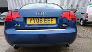 for sale audi a4 1 8t quattro 2006 excellent condition audi