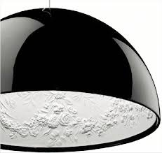 black and white pendant lights selling dia 60cm modern contemporary italy sky garden pendant lights