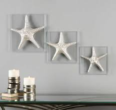 Metal Star Home Decor Metal Wall Art For A Beach Cottage Seaside Beach Decor