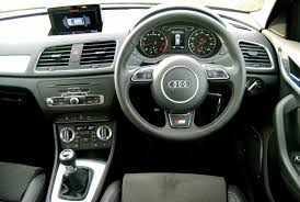 Audi Q3 Interior Pictures Audi Q3 Tfsi S Line Review Driving Torque