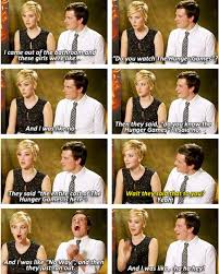 Hunger Games Memes Funny - the funniest jennifer lawrence moments ever funny d
