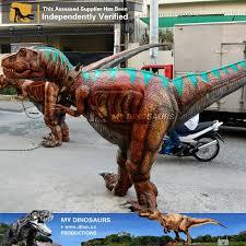 velociraptor costume realistic animatronic raptor dinosaur costume for sale my dinosaurs