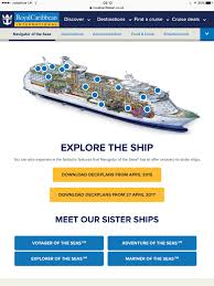 navigator of the seas 2017 refurb or dry dock cruise critic