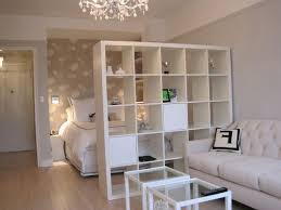 Dividing Walls For Rooms - how to make one bedroom into two room divider ideas for studio