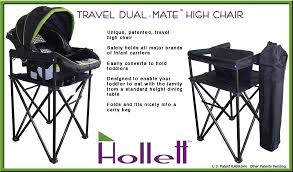 Toddler High Chairs Hollett Inc Makes Traveling With Babies And Toddlers Easier With