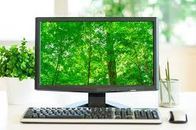 Green Tv Display Windows Desktop On A Tv With Chromecast