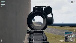 pubg 2x scope pubg 500 meter double kill with m4a1 2x scope awm kills shot
