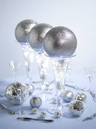 Ball Table Decorations Glitter Ball Centerpieces U0026 Welcome Vanessa U2014 Hello Lucky