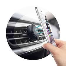 porta iphone da auto porta cellulare supporto da auto magnetico per bocchetta