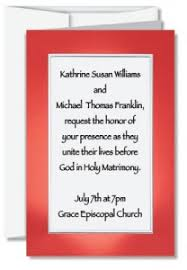 christian wedding invitation wording christian wedding invitation wording paperdirect
