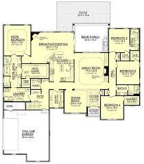 5 Bedroom House Plan by Best 20 Rambler House Plans Ideas On Pinterest Rambler House
