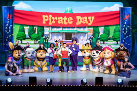 Memphis Map Paw Patrol Live Tickets For Memphis Tn Shows On Sale Now