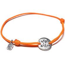 cord bracelet with charm images Diem cord bracelet jpg