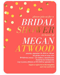 Wedding Shower Invites How To Host A Last Minute Bridal Shower Martha Stewart Weddings