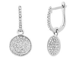 must earrings must kvo collections white gold diamond earrings line