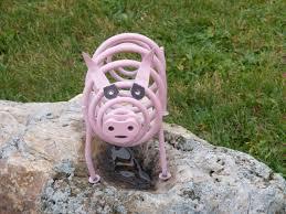 milk can pig metal yard yard metals and yards