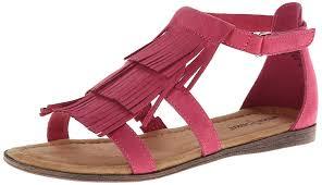 minnetonka maya dress sandal little kid big kid pink 3 m us