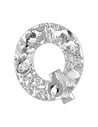 diamond ring coloring pages preschool kids learn upper case letter q coloring page bulk color