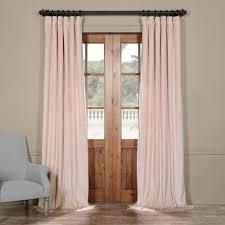 Pink Velvet Curtains Curtain Curtain Blush Pink Velvet Curtains Panels Dusty Light